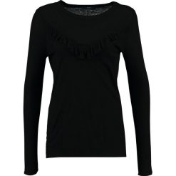 Bluzki asymetryczne: SET Bluzka z długim rękawem black