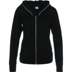 Bluzy rozpinane damskie: Deha FELPA CON ZIP E CAPP Bluza rozpinana black