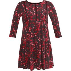 Sukienki hiszpanki: See u Soon Sukienka letnia black/wine