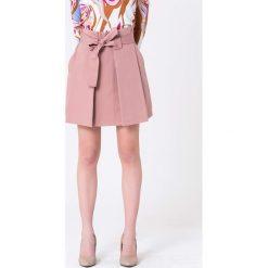 Minispódniczki: Spódnica w kolorze różowym