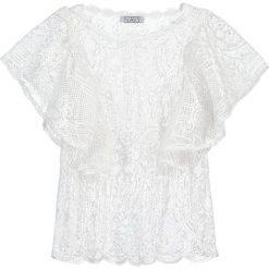 Bluzki asymetryczne: Navy London LUCIE Bluzka white