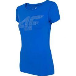 Bluzki damskie: Koszulka treningowa damska TSDF107 - kobalt