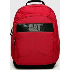 Caterpillar - Plecak. Czerwone plecaki męskie Caterpillar, z poliesteru. Za 239,90 zł.