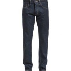 Dickies Michigan Regular Fit Jeansy ciemnoniebieski. Szare jeansy męskie regular marki Dickies, z bawełny. Za 264,90 zł.