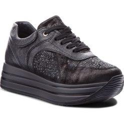 Sneakersy IGI&CO - 2146400  Nero. Czarne sneakersy damskie IGI&CO, ze skóry. W wyprzedaży za 309,00 zł.