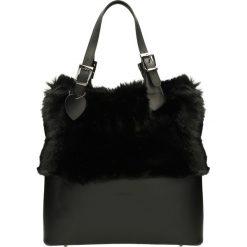 Torba - 90-8476-M N-N. Szare torebki klasyczne damskie marki Venezia, ze skóry. Za 359,00 zł.