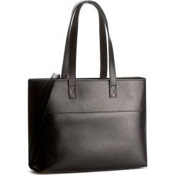 Torebka CREOLE - K10330 Czarny. Czarne torebki klasyczne damskie Creole, ze skóry, duże. W wyprzedaży za 209,00 zł.
