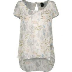 Odzież damska: Alicja w Krainie Czarów Floral Koszulka damska wielokolorowy