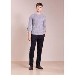 Swetry klasyczne męskie: Bogner HOWARD Sweter hellblau