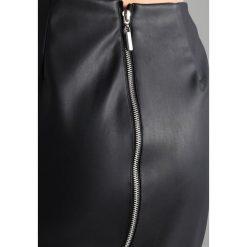 Spódniczki ołówkowe: Miss Selfridge PENCIL SKIRT Spódnica ołówkowa  black