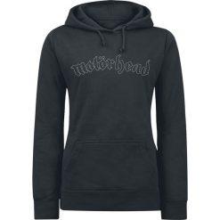 Motörhead Lemmy Memorial Bluza z kapturem damska czarny. Czarne bluzy rozpinane damskie Motörhead, m, z nadrukiem, z kapturem. Za 121,90 zł.