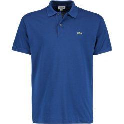 Lacoste CROCODIL Koszulka polo blau. Niebieskie koszulki polo Lacoste, m, z bawełny. Za 409,00 zł.
