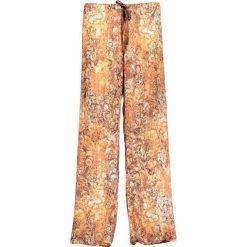Piżamy damskie: Spodnie piżamowe w kolorze jasnobrązowym