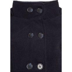 Noppies HOBOKEN Krótki płaszcz dark blue. Niebieskie płaszcze dziewczęce Noppies, z materiału, krótkie. W wyprzedaży za 246,35 zł.