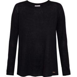 Swetry klasyczne damskie: Sweter CONTE OF FLORENCE CARSO Czarny