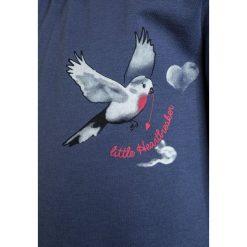 Sanetta BIRDS LONG Piżama blue indigo. Niebieskie bielizna chłopięca Sanetta, z bawełny. Za 129,00 zł.