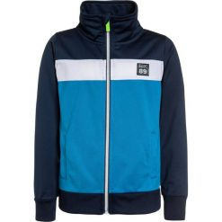 Bench TRACK Kurtka sportowa blue. Niebieskie kurtki dziewczęce sportowe marki Bench, z materiału. W wyprzedaży za 152,10 zł.