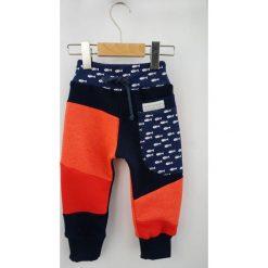 PATCH PANTS spodnie 74 - 98 cm Fishbone. Szare spodnie dresowe chłopięce marki Pakamera. Za 89,00 zł.