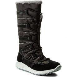 Kozaki dziewczęce: Śniegowce SUPERFIT – GORE-TEX 1-00157-00 Schwarz