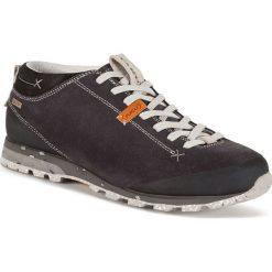 Buty trekkingowe męskie: Aku Buty męskie Bellamont Suede GTX Dark Grey/White r. 41