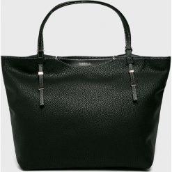 Fiorelli - Torebka. Czarne torebki klasyczne damskie marki Fiorelli, z materiału, duże. Za 369,90 zł.
