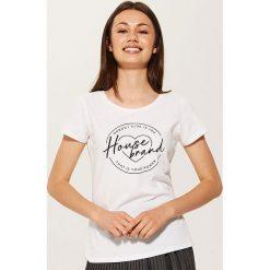 T-shirt Biały. Białe t-shirty męskie House, l. Za 25,99 zł.