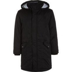 Tumble 'n dry ELORA Płaszcz zimowy deep black. Czarne kurtki chłopięce marki Tumble 'n dry, na zimę, z bawełny. W wyprzedaży za 383,20 zł.