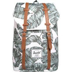 Plecaki męskie: Herschel RETREAT Plecak silver birch palm/tan