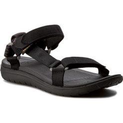 Sandały TEVA - Sandborn Universal 1015160 Black. Czarne rzymianki damskie Teva, z materiału. W wyprzedaży za 189,00 zł.
