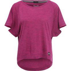 Topy sportowe damskie: super.natural PEYTO  Tshirt basic loganberry
