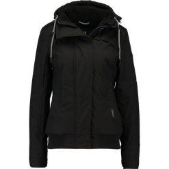 Ragwear EWOK  Kurtka przejściowa black. Czarne kurtki damskie marki Ragwear, s, z bawełny. Za 519,00 zł.