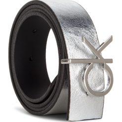 Pasek Damski CALVIN KLEIN - 3 Cm Ck Rev. Belt Giftpack K60K604907 908. Czarne paski damskie Calvin Klein, w paski, ze skóry. Za 299,00 zł.