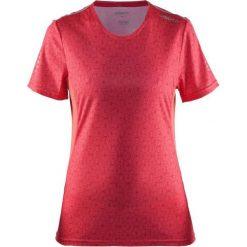 Bluzki asymetryczne: Craft Koszulka damska Mind SS Tee  Czerwona r. M (1903942-1070)