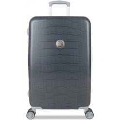 Suitsuit Walizka Grey Diamond Crocodile M. Szare walizki marki Suitsuit. Za 515,00 zł.