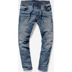 G-Star Raw - Jeansy Arc 3D Sport. Czarne jeansy męskie z dziurami marki G-Star RAW, l, z materiału, retro. Za 549,90 zł.