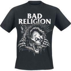 Bad Religion Bust Out T-Shirt czarny. Czarne t-shirty męskie z nadrukiem Bad Religion, m, z okrągłym kołnierzem. Za 74,90 zł.