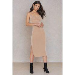 Sukienki: ASTR Sukienka Ivana – Pink,Nude