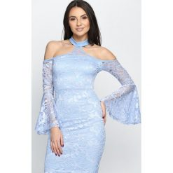 Sukienki: Niebieska Sukienka Days of Our Lives