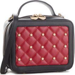 Torebka MONNARI - BAG2620-005 Black With Red. Czarne torebki klasyczne damskie marki Monnari, ze skóry ekologicznej. W wyprzedaży za 169,00 zł.