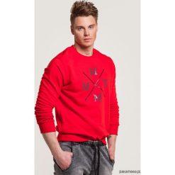 Klasyczna bluza z nadrukiem MT&MM. Szare bluzy męskie rozpinane marki Pakamera, m, z nadrukiem, z bawełny. Za 169,00 zł.