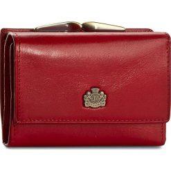 Mały Portfel Damski WITTCHEN - Arizona 10-1-053-3 Red. Czerwone portfele damskie marki Wittchen, ze skóry. W wyprzedaży za 239,00 zł.