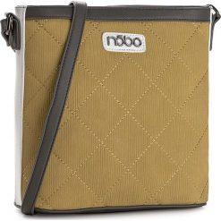 8bd143062e894 Torebka NOBO - NBAG-C1870-C002 Limonkowy Z Szarym. Żółte torebki klasyczne  damskie