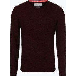 Marc O'Polo Denim - Sweter męski, różowy. Czerwone swetry klasyczne męskie Marc O'Polo DENIM, l, z bawełny, polo. Za 379,95 zł.