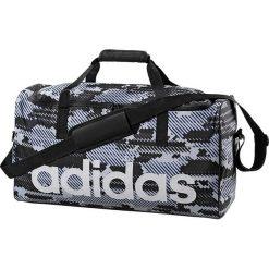 Torba sportowa w kolorze szarym - 57 x 30 x 22 cm. Szare torby na ramię męskie Nike & adidas, w paski, na ramię. W wyprzedaży za 82,95 zł.