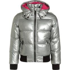 Cars Jeans SILVA Kurtka zimowa silver. Szare kurtki dziewczęce Cars Jeans, na zimę, z jeansu. W wyprzedaży za 239,20 zł.