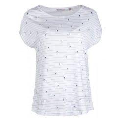 Odzież damska: Mustang T-Shirt Damski Aop S Biały