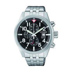 Biżuteria i zegarki: Citizen Chrono AN3620-51E - Zobacz także Książki, muzyka, multimedia, zabawki, zegarki i wiele więcej