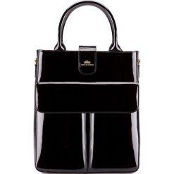 Torba na laptopa 25-4-528-1. Czarne torby na laptopa marki Wittchen, w paski. Za 1199,00 zł.
