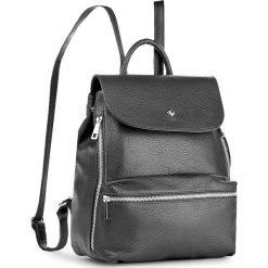 Plecak CREOLE - K10438 Czarny. Czarne plecaki damskie Creole, ze skóry, klasyczne. W wyprzedaży za 239,00 zł.