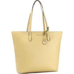 Torebka COCCINELLE - BF8 Clementine Soft E1 BF8 11 03 01 Banane 043. Żółte torebki klasyczne damskie Coccinelle, ze skóry. W wyprzedaży za 689,00 zł.